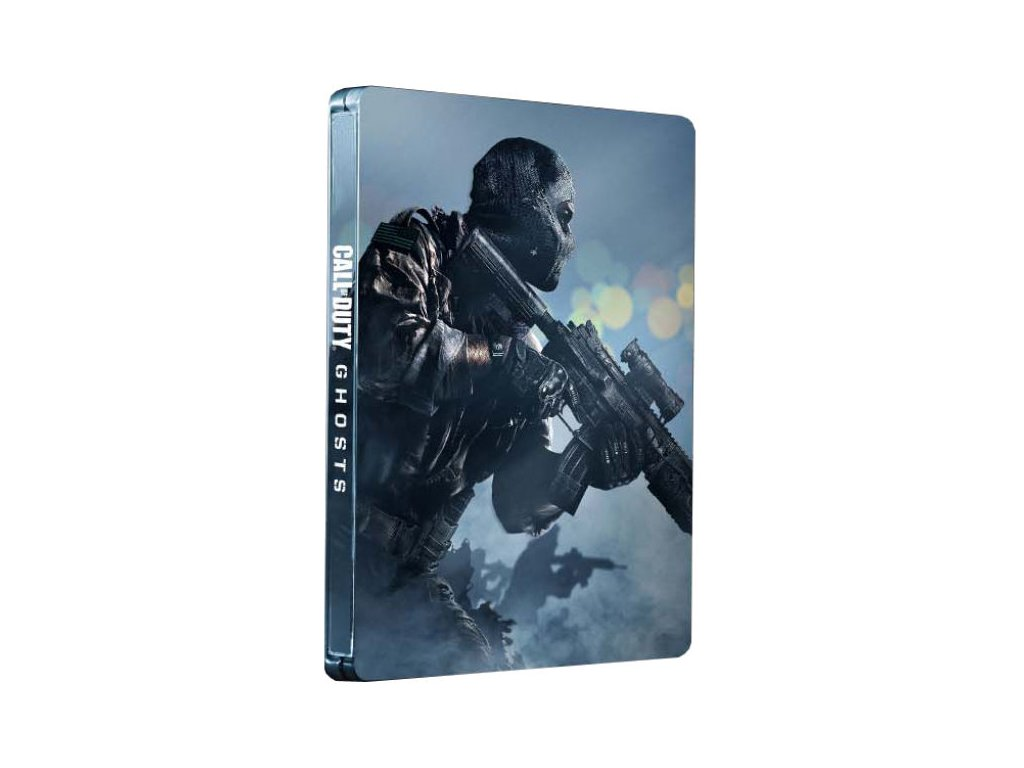 X360 Call of Duty Ghosts Steelbook