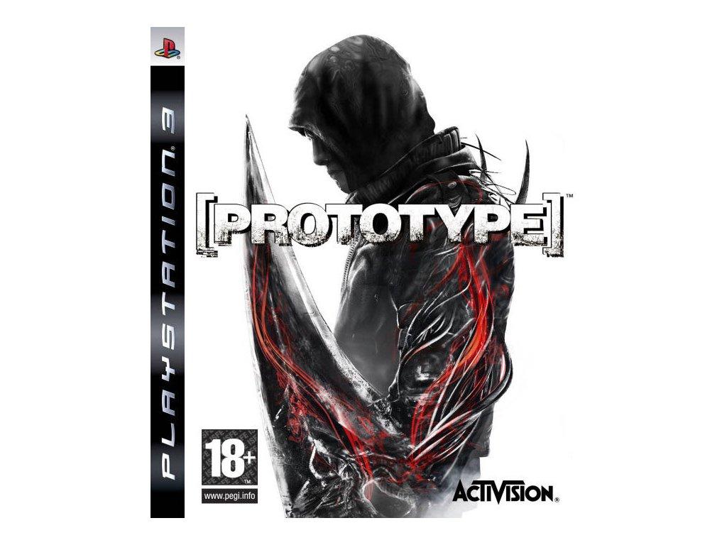 PS3 Prototype