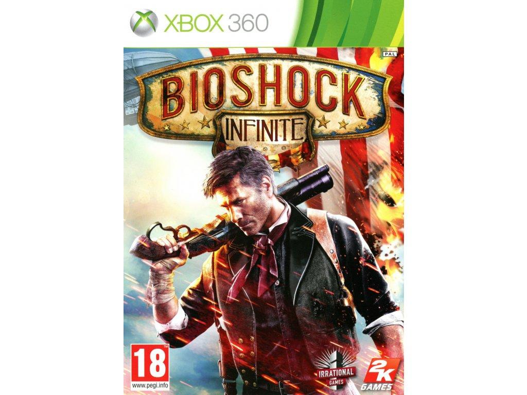 X360 Bioshock Infinite