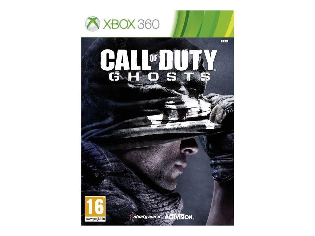 X360 Call of Duty Ghosts