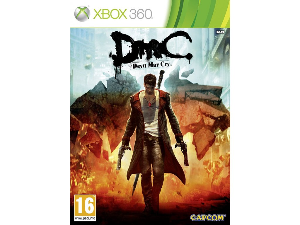 X360 DMC Devil May Cry
