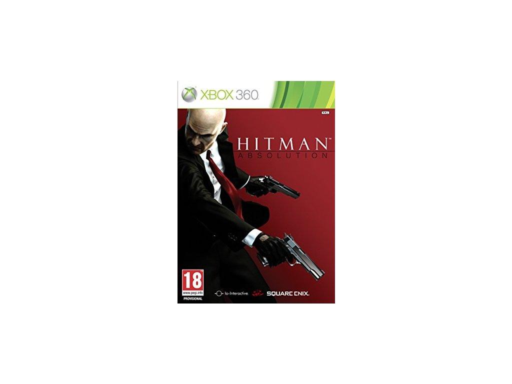 X360 Hitman Absolution