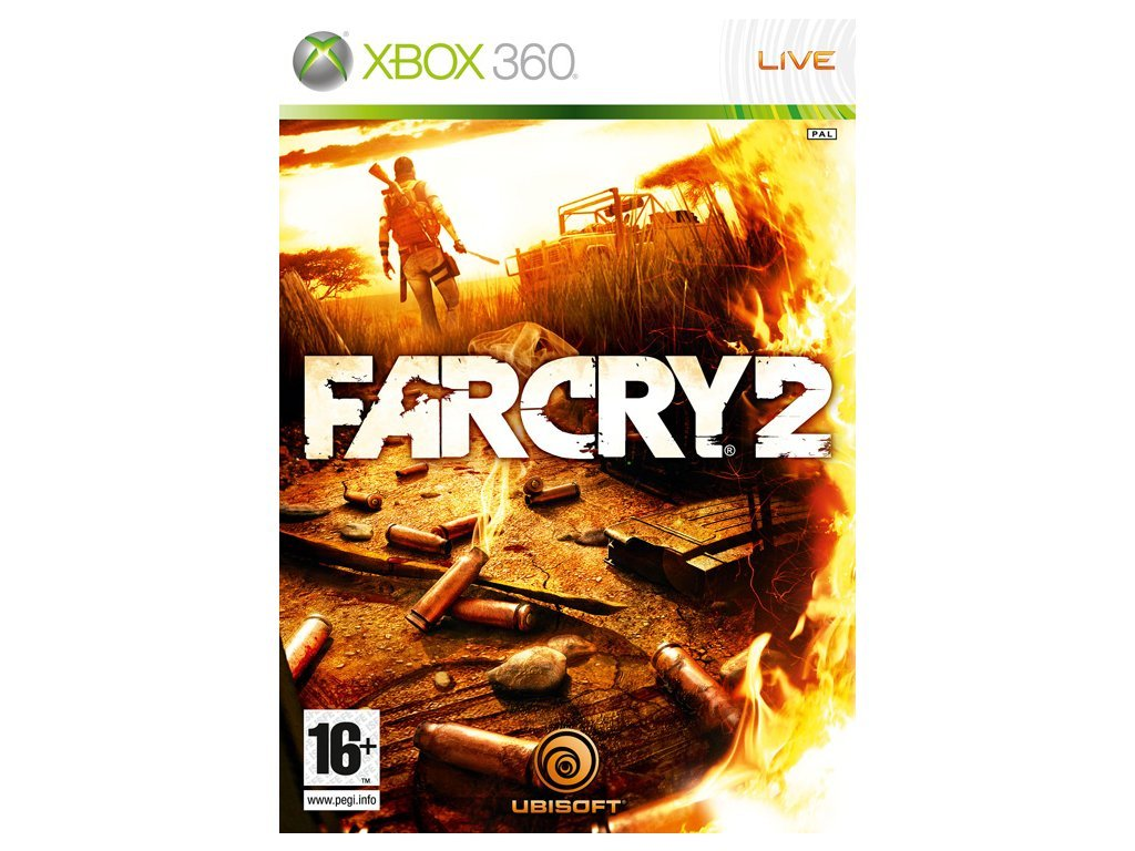X360 Far Cry 2
