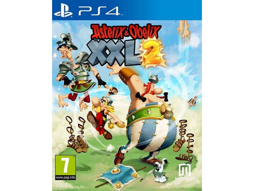 PS4 Asterix and Obelix XXL 2