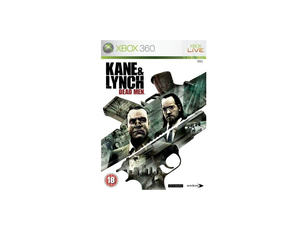 X360 Kane and Lynch Dead Men