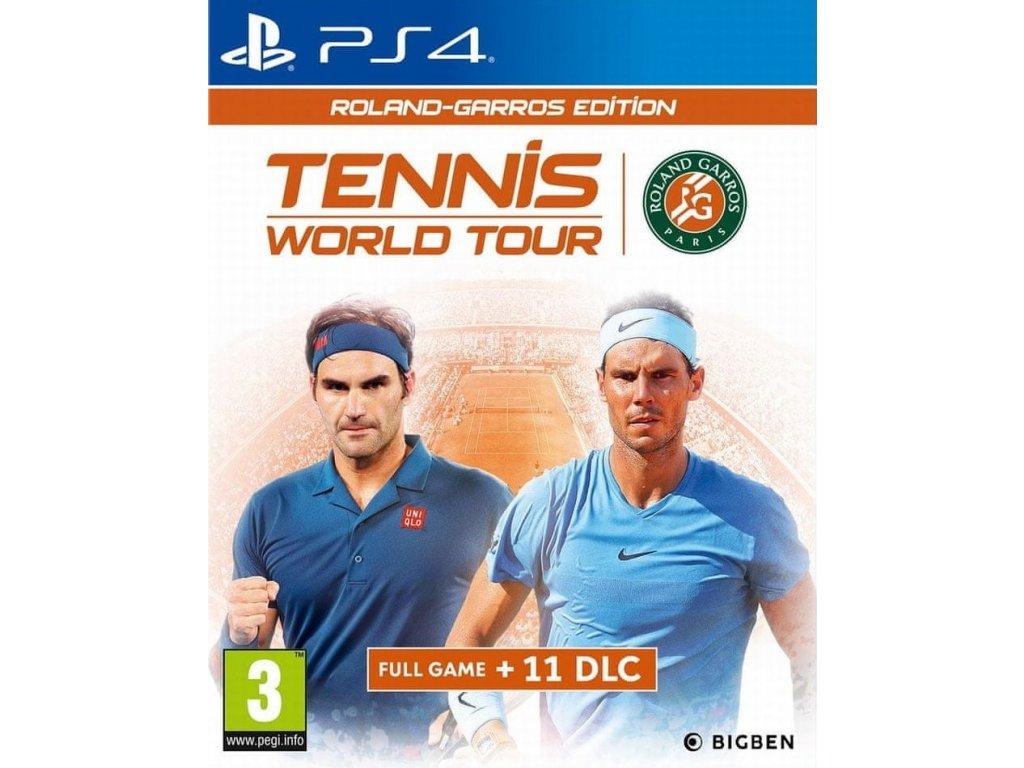 PS4 Tennis World Tour Roland Garros Edition