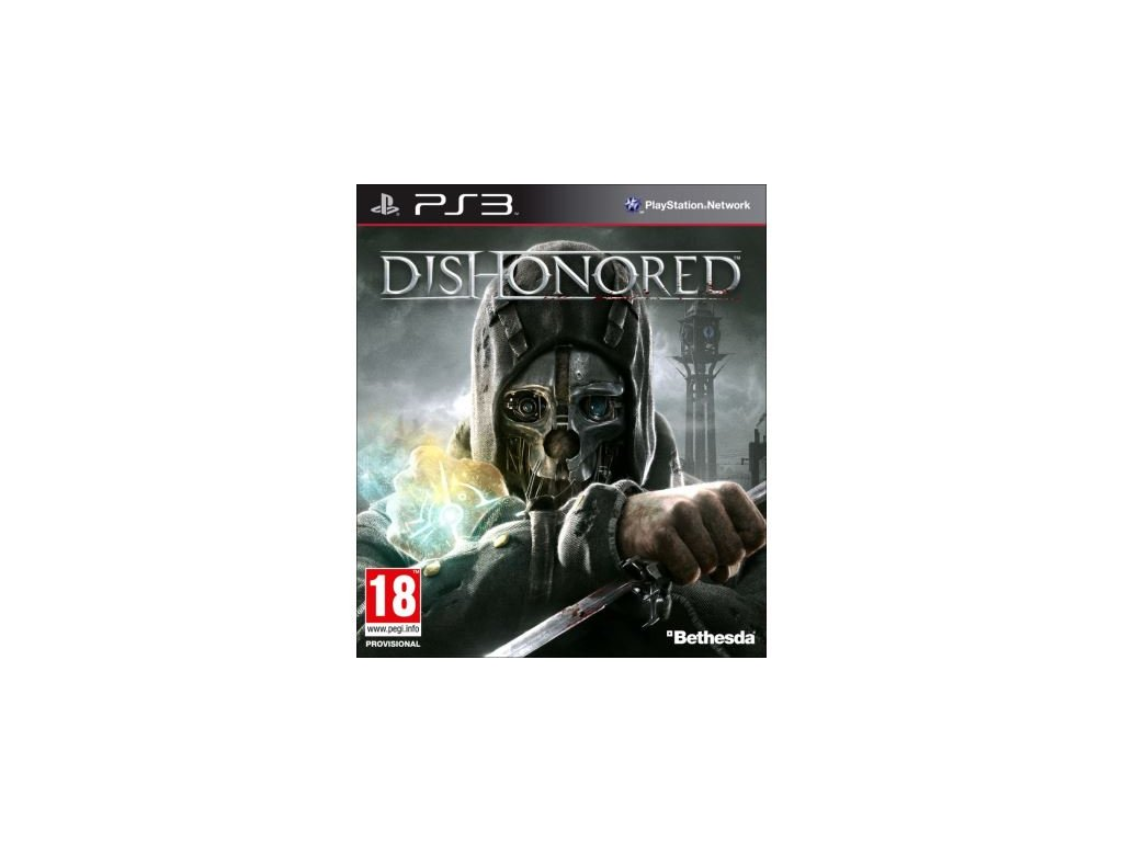 dishonored ps3 pouzite