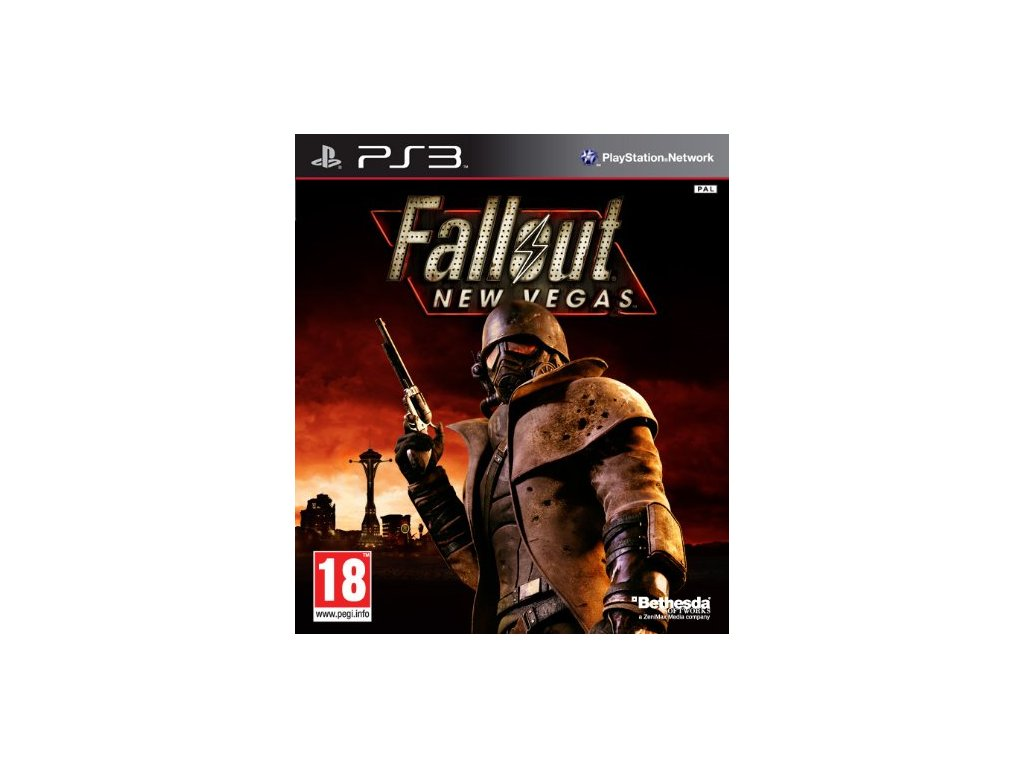 PS3 Fallout New Vegas