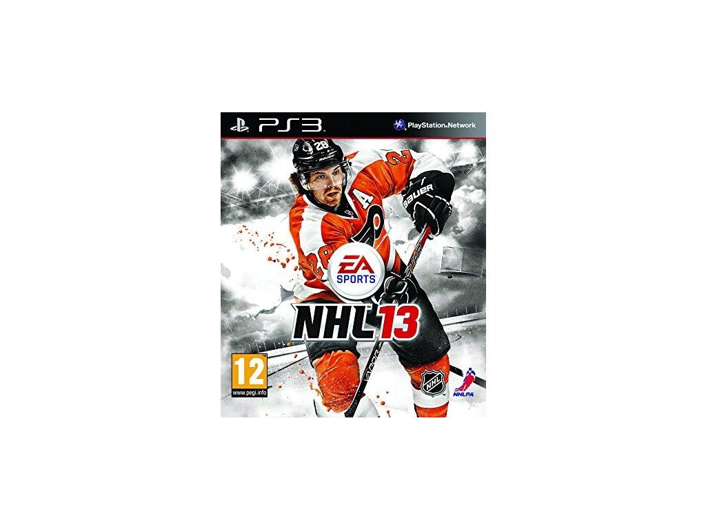 PS3 NHL 13 CZ