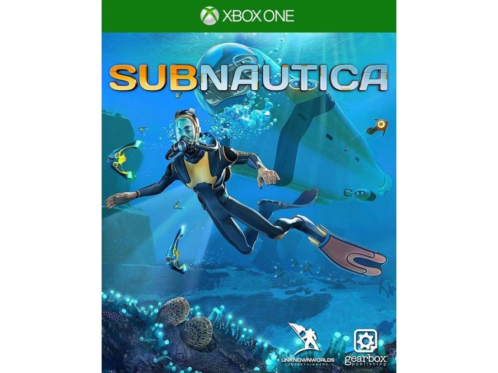 XONE Subnautica