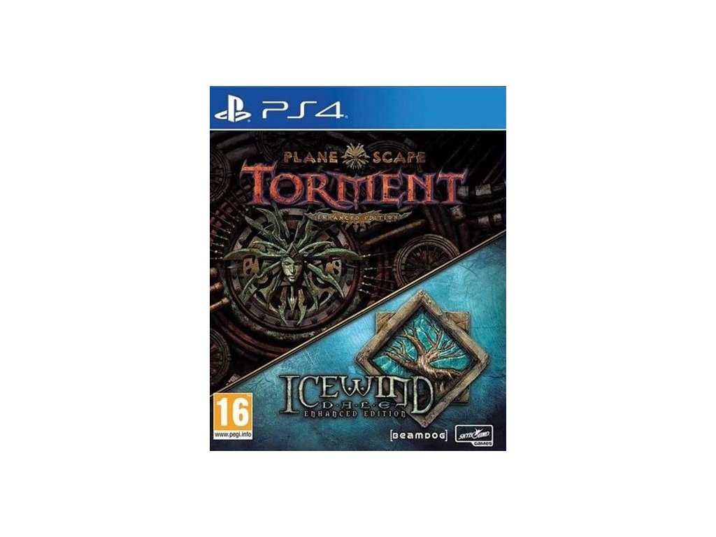 planescape torment icewind dale enhanced edition ps4
