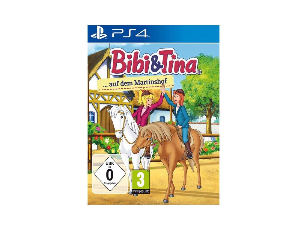 PS4 Bibi and Tina at the Horse Farm