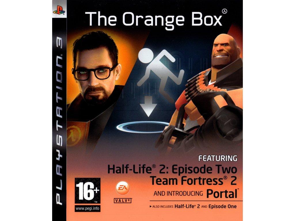 PS3 Half-Life 2 The Orange Box