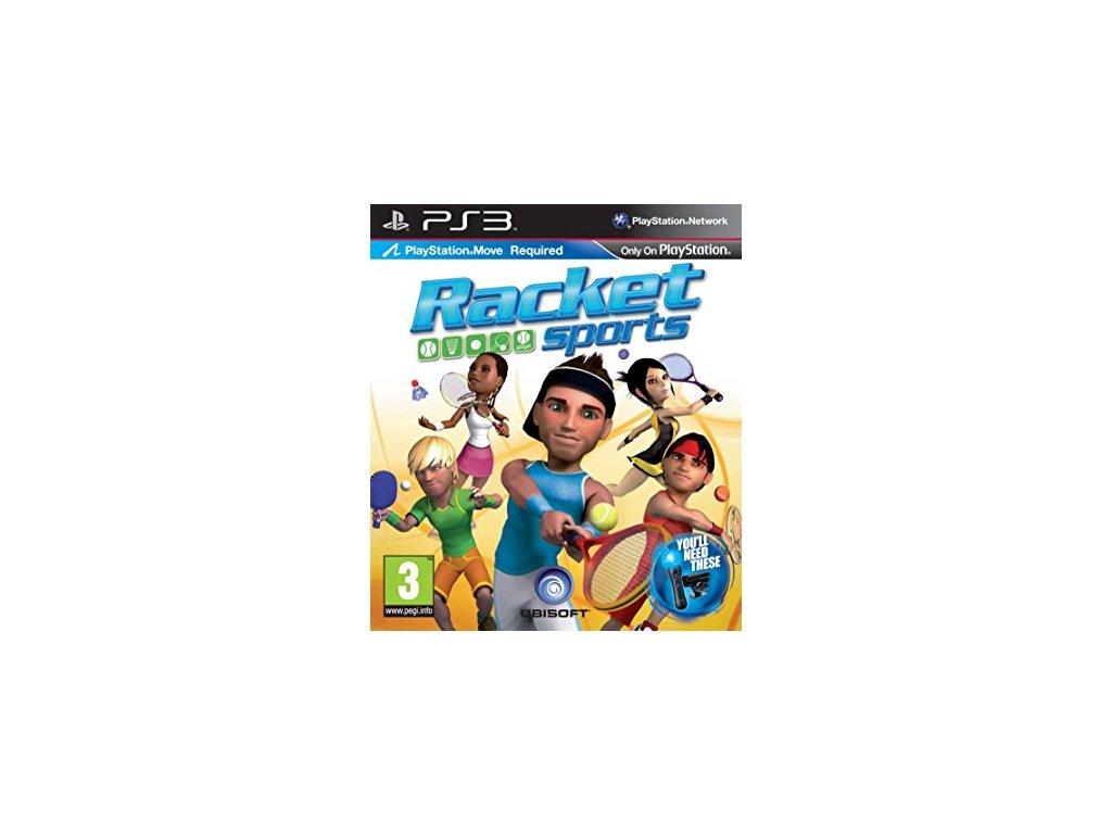 PS3 Racket Sports