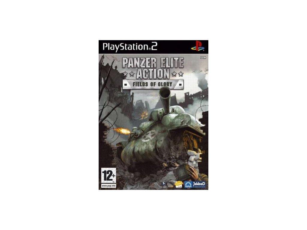 PS2 Panzer Elite Action