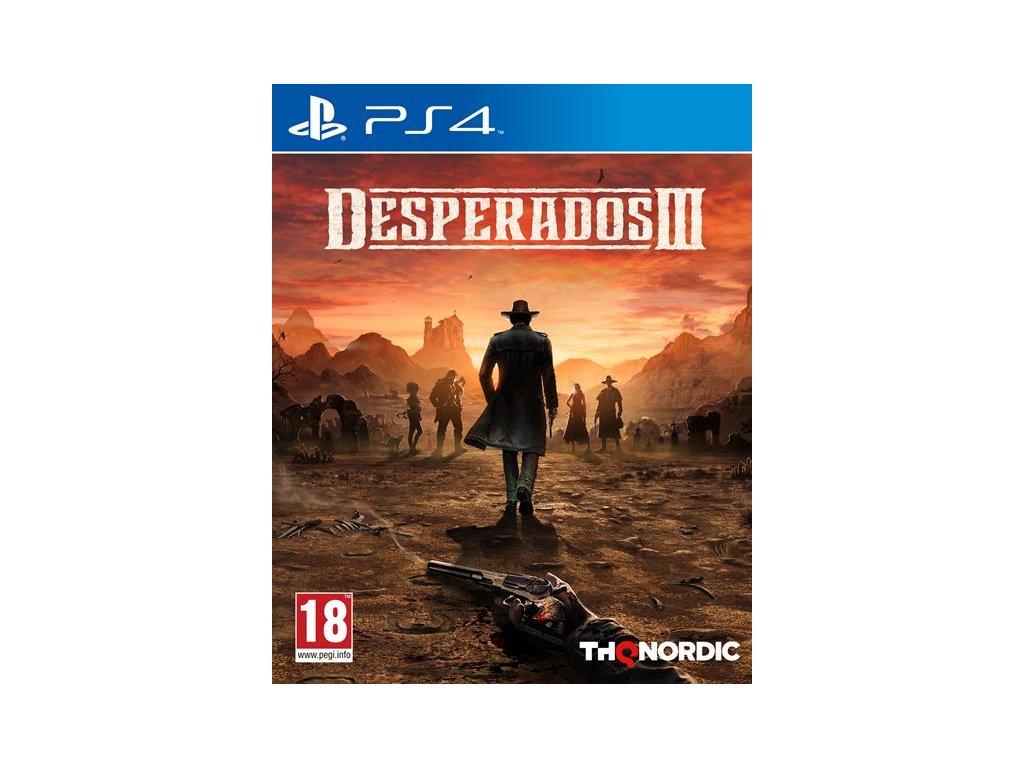 PS4 Desperados 3