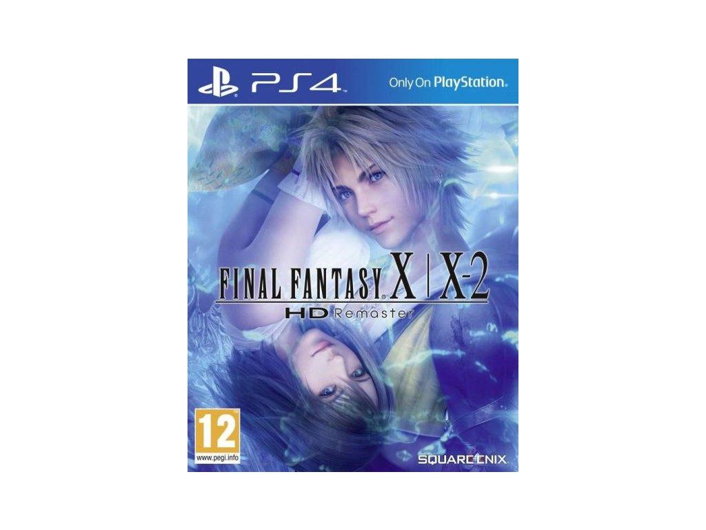 final fantasy x x 2 hd remaster ps4