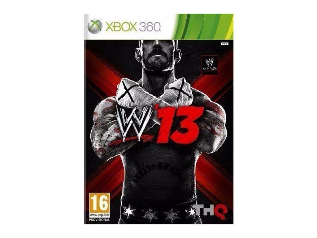 X360 WWE 13