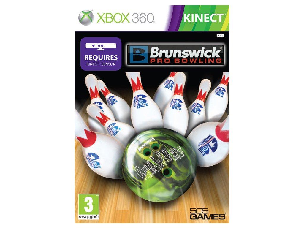 X360 Brunswick Pro Bowling