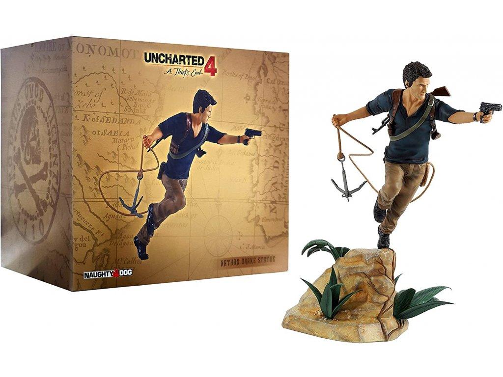 Figurka Uncharted 4 Nathan Drake Statue