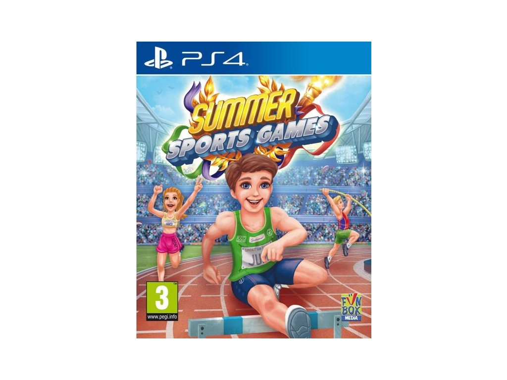 PS4 Summer Sports Games