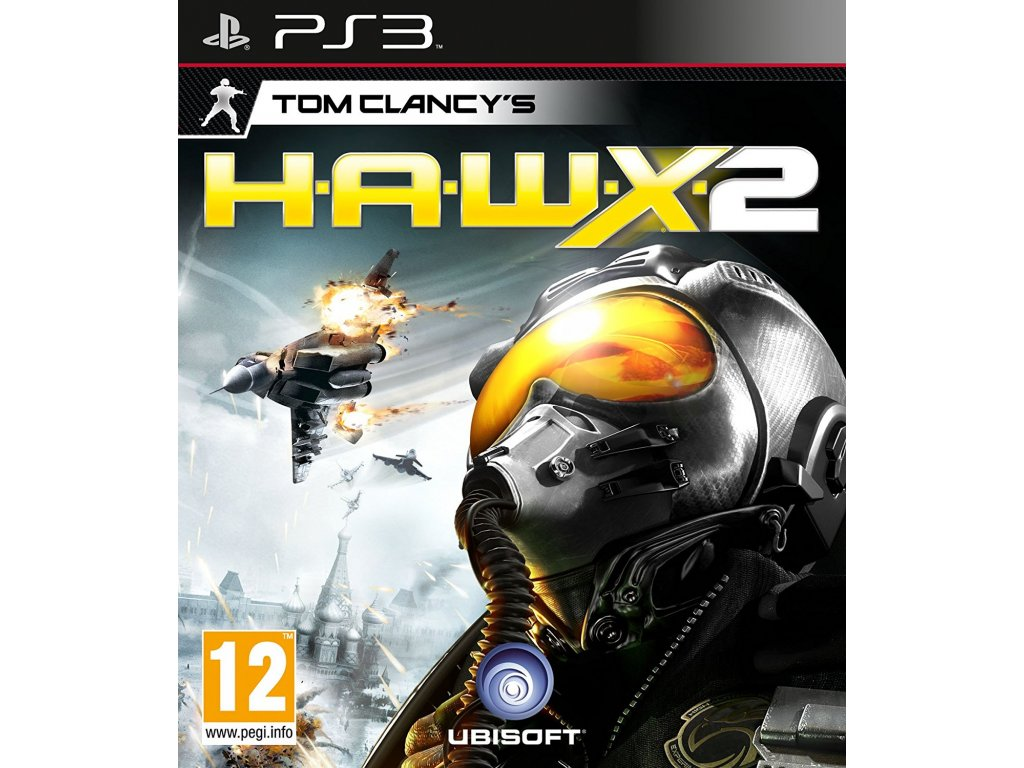 PS3 Tom Clancys H.A.W.X. 2 (HAWX 2)