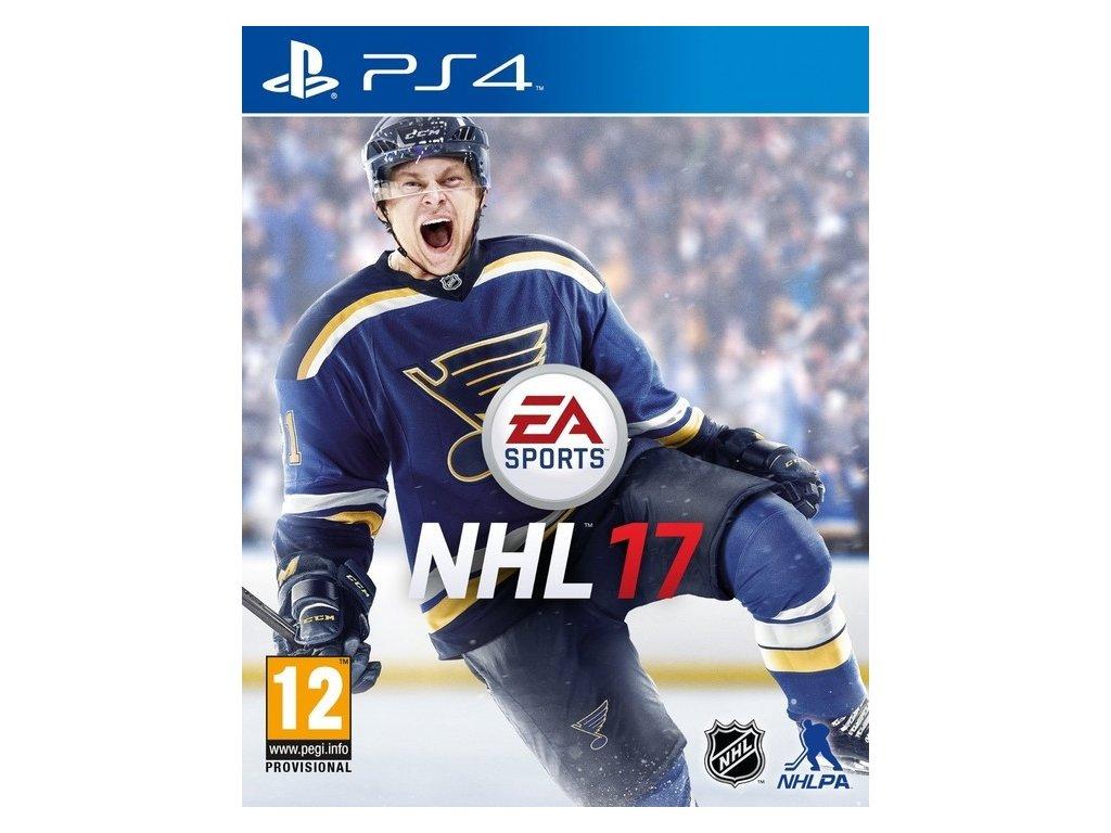 PS4 NHL 17 CZ