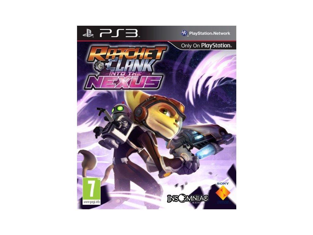 PS3 Ratchet and Clank Nexus