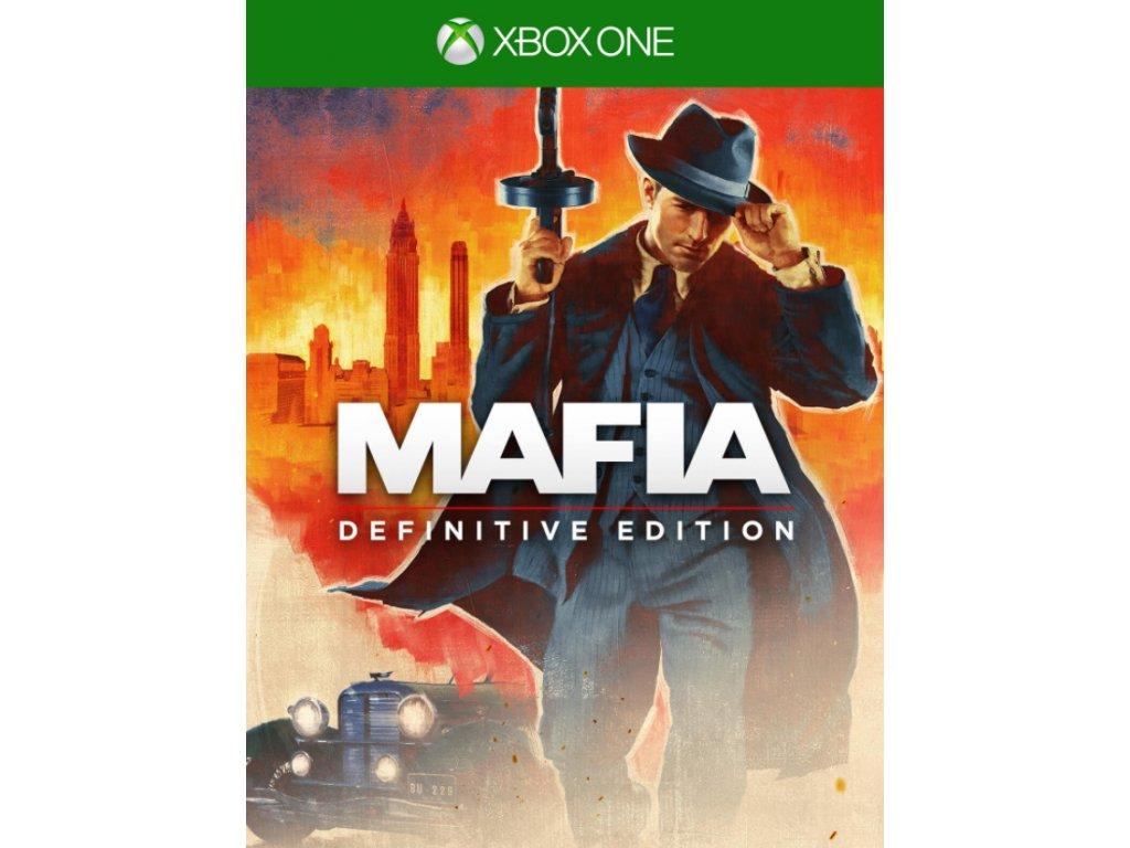 XONE Mafia Definitive Edition