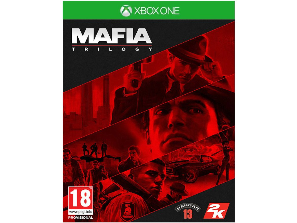 XONE Mafia Trilogy