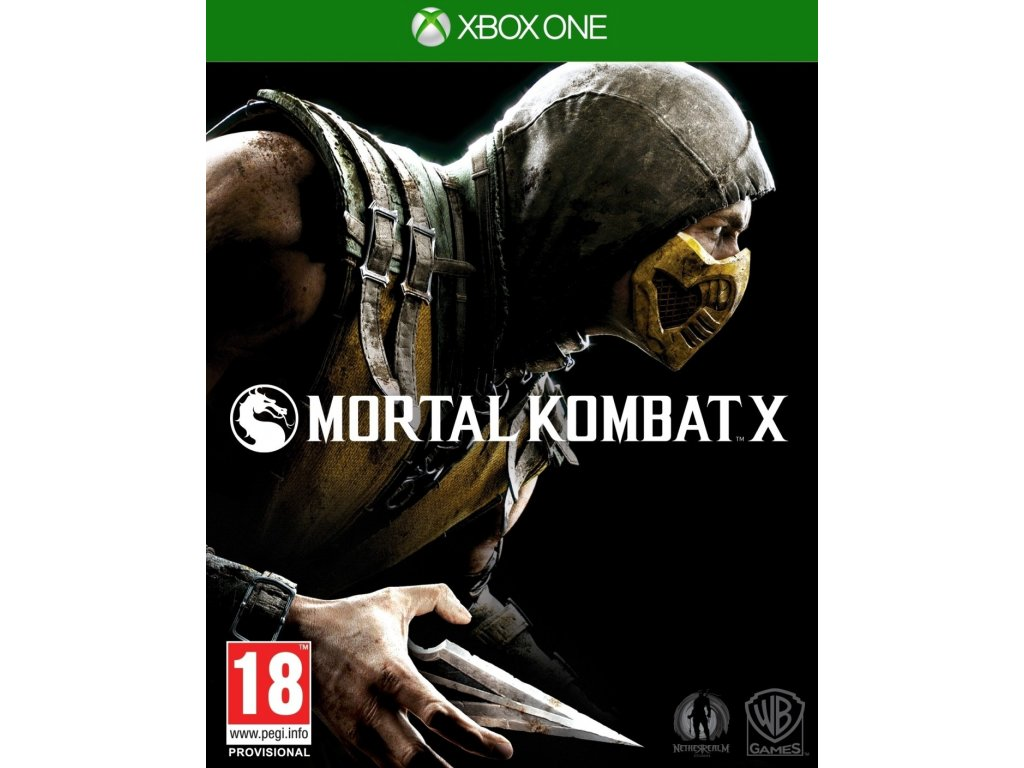 XONE Mortal Kombat X