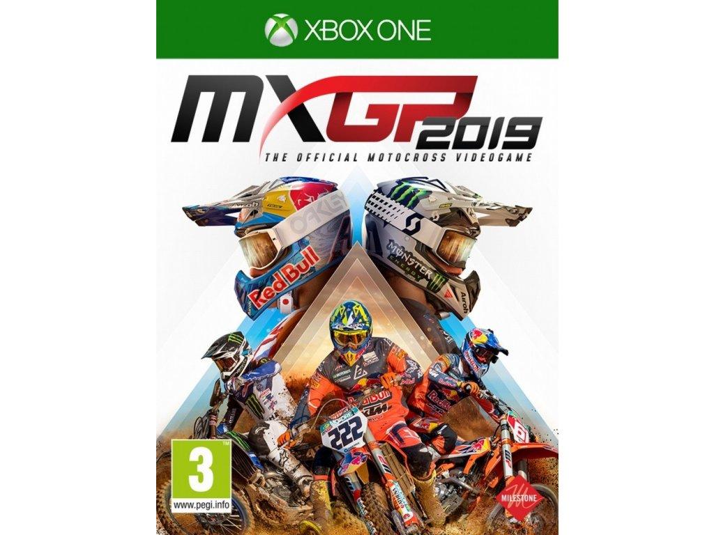 XONE MXGP 2019