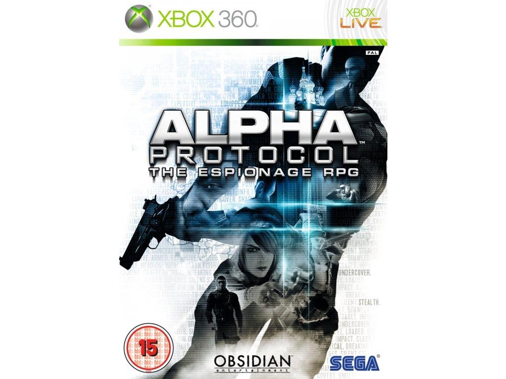 X360 Alpha Protocol