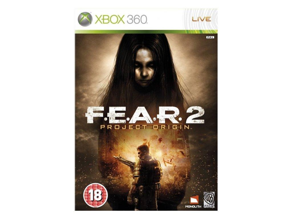 X360 FEAR 2 Project Origin