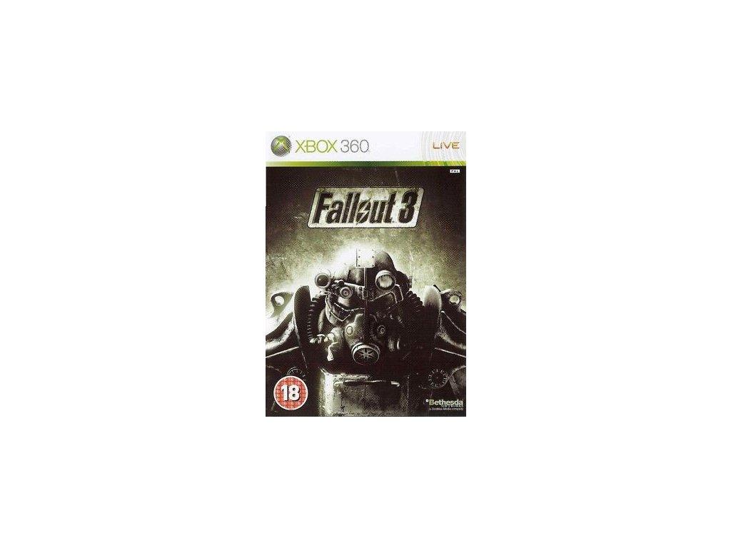X360 Fallout 3