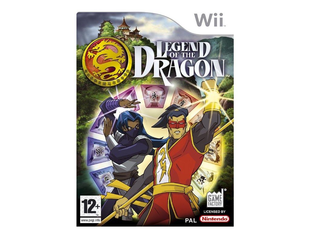 Wii Legend of the Dragon