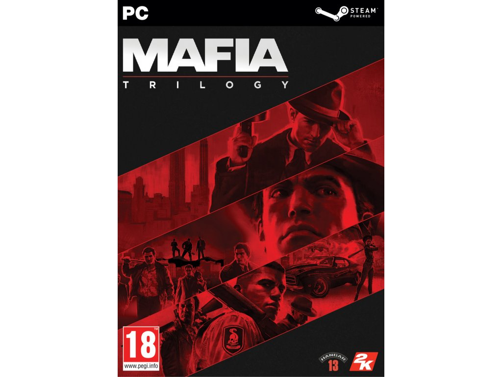 PC Mafia Trilogy