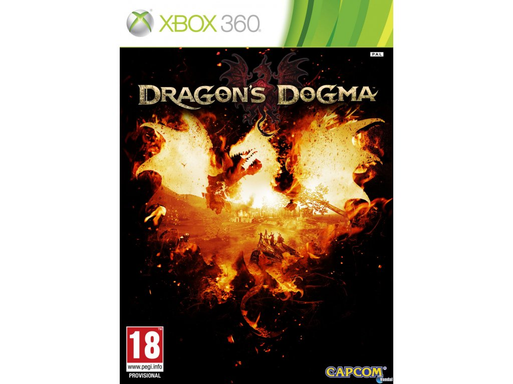 X360 Dragons Dogma
