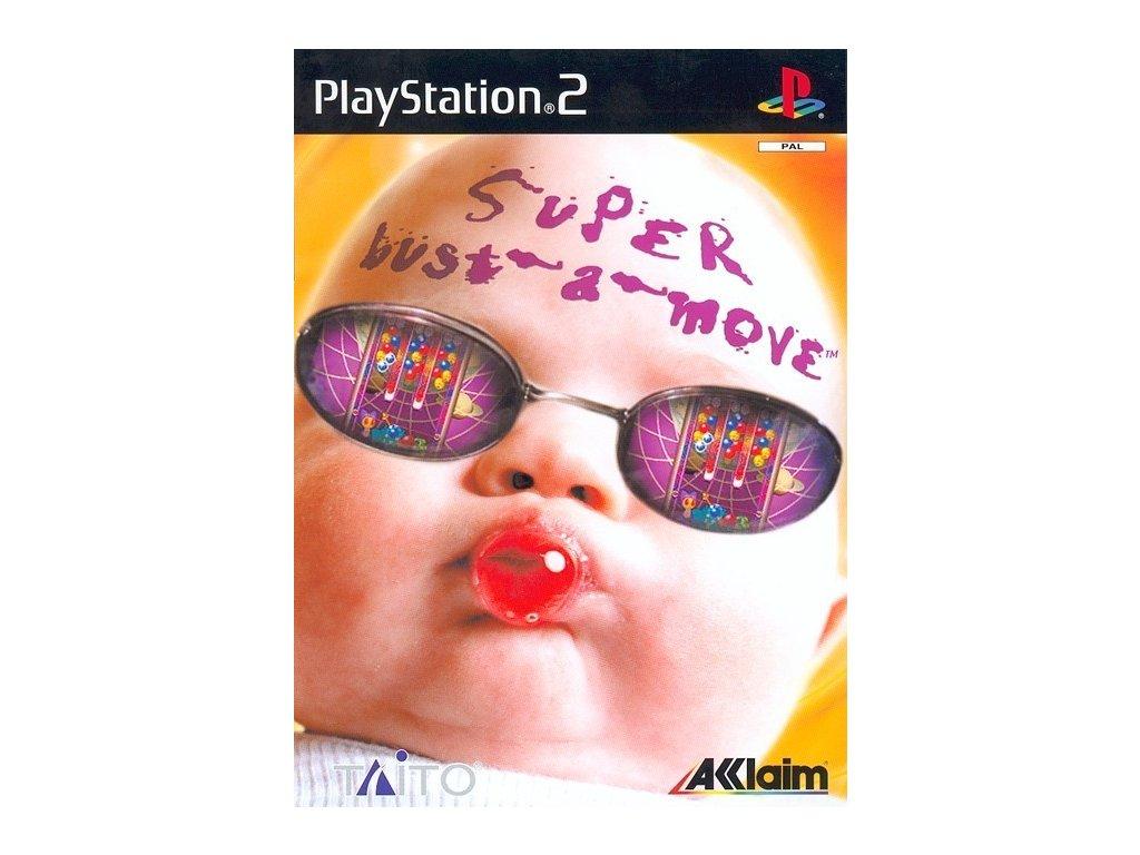 PS2 Super Bust A Move