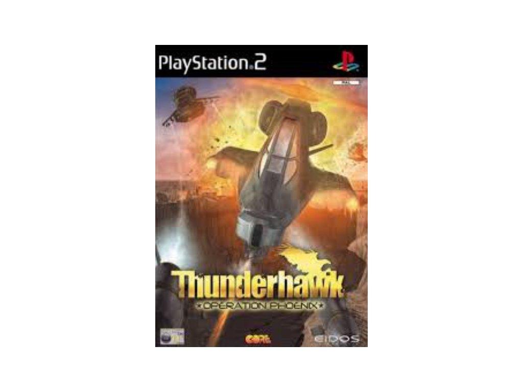 PS2 Thunderhawk Operation Phoenix