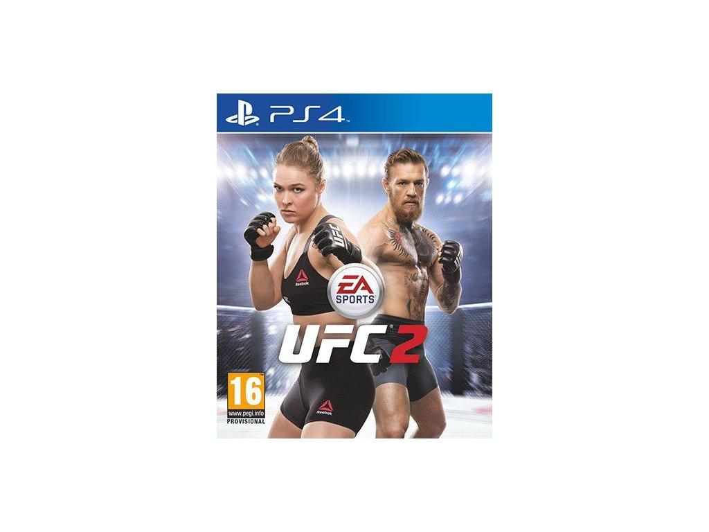 PS4 UFC 2 - jen hra