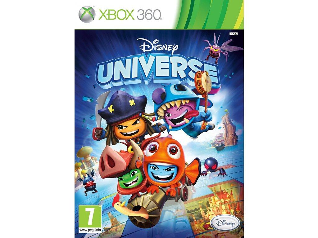 X360 Disney Universe