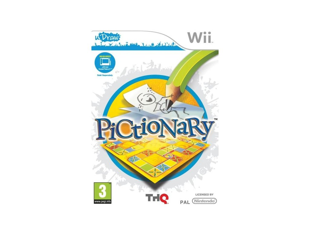 Wii uDraw Pictionary