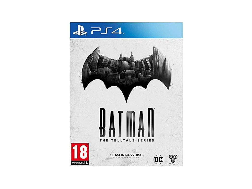 PS4 Batman The Telltale Series