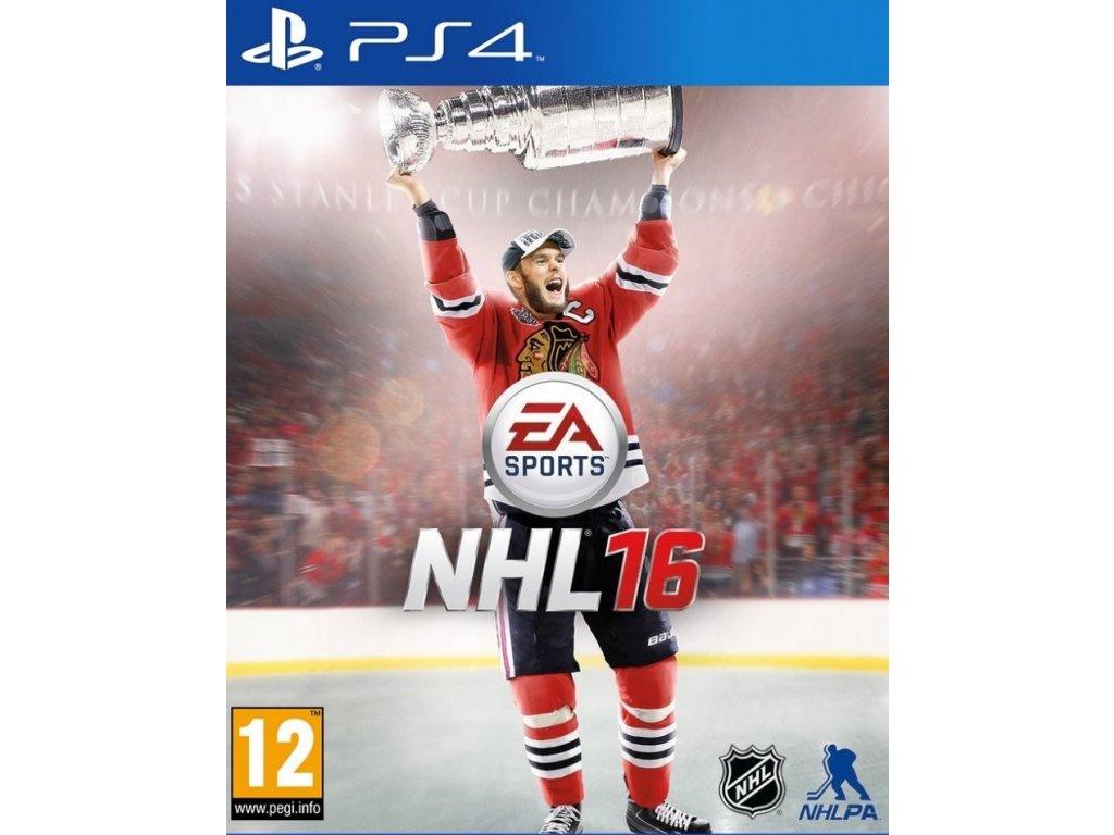 PS4 NHL 16 CZ