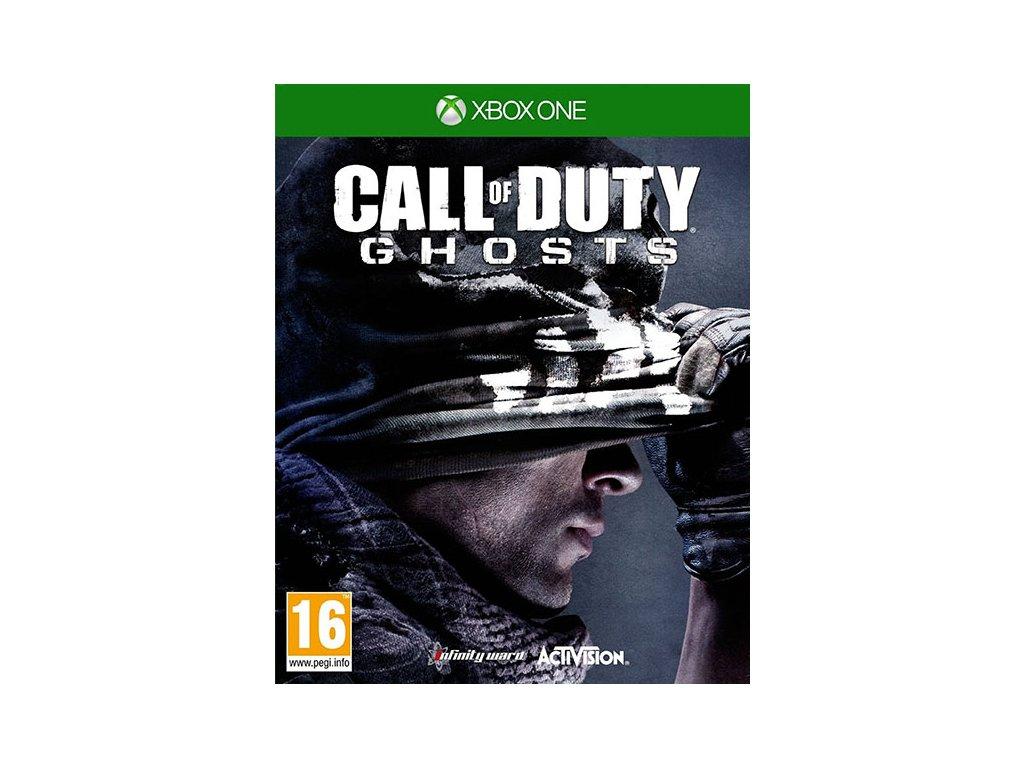 XONE Call of Duty Ghosts