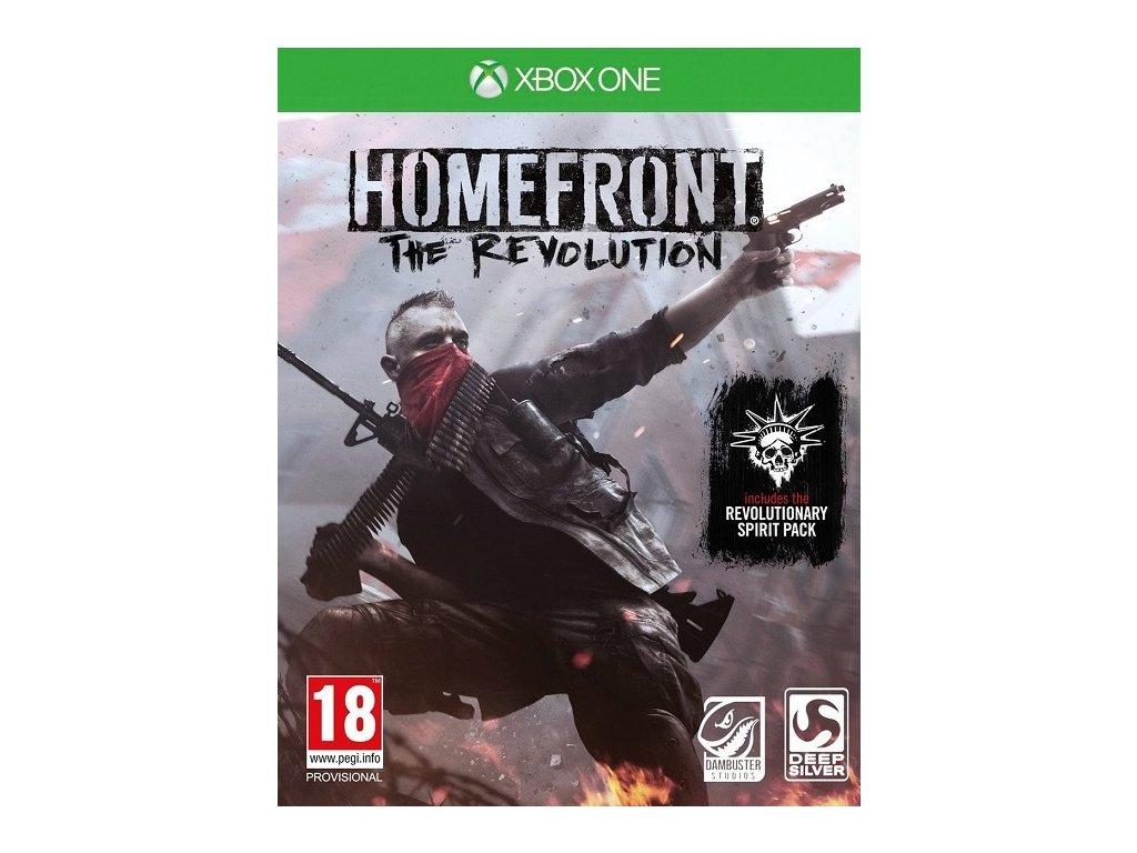 XONE Homefront The Revolution