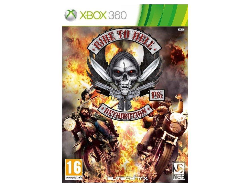 X360 Ride to Hell Retribution