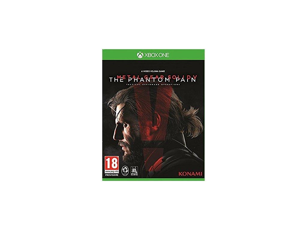 XONE Metal Gear Solid V The Phantom Pain