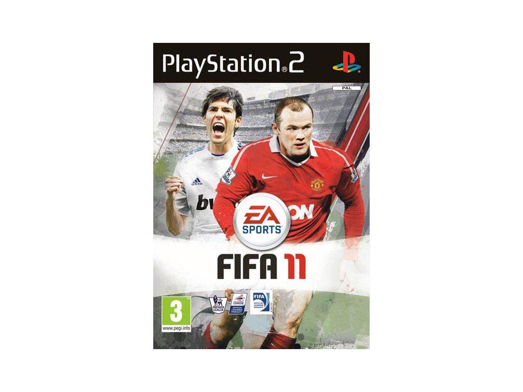 PS2 FIFA 11